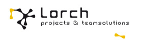Logo Lorch - projects & teamsolutions
